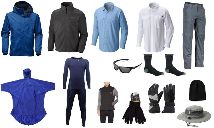 hiking-clothes