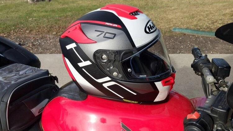 budget options by hjc make for some of the quietest motorcycle helmets