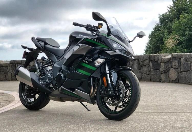 kawasaki ninja 1000 sx - choosing a new motorcycle
