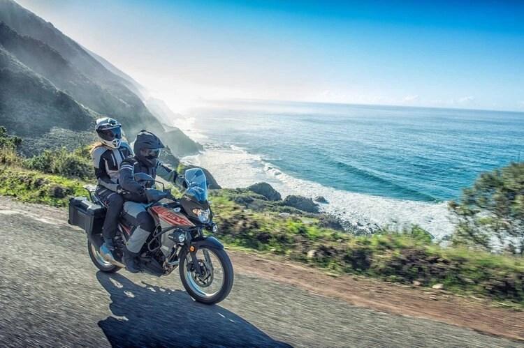 kawasaki versys x300 adventure bike