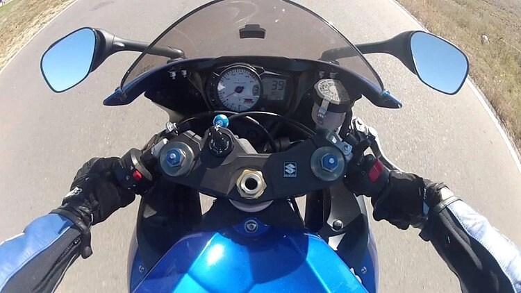 motorcycle rev matching