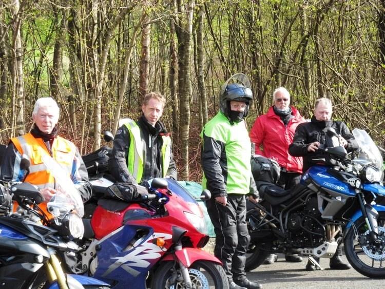 bikers-nc500
