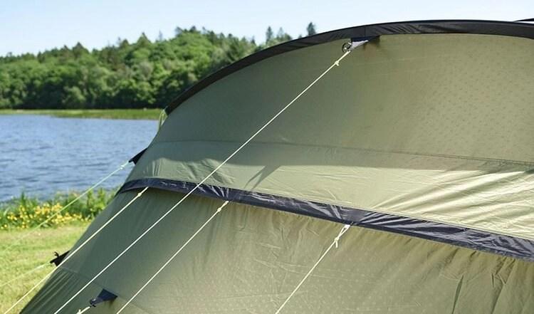 motorcycle tent ventilation