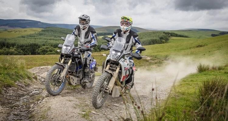 yamaha tenere 700 motorcycle off-road