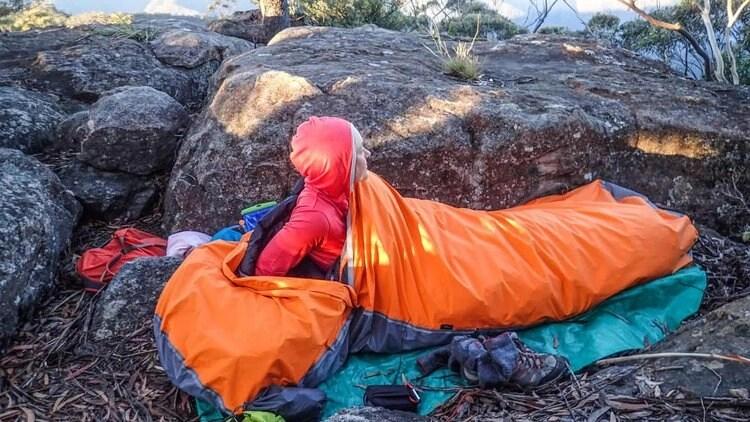 bivy bag camping