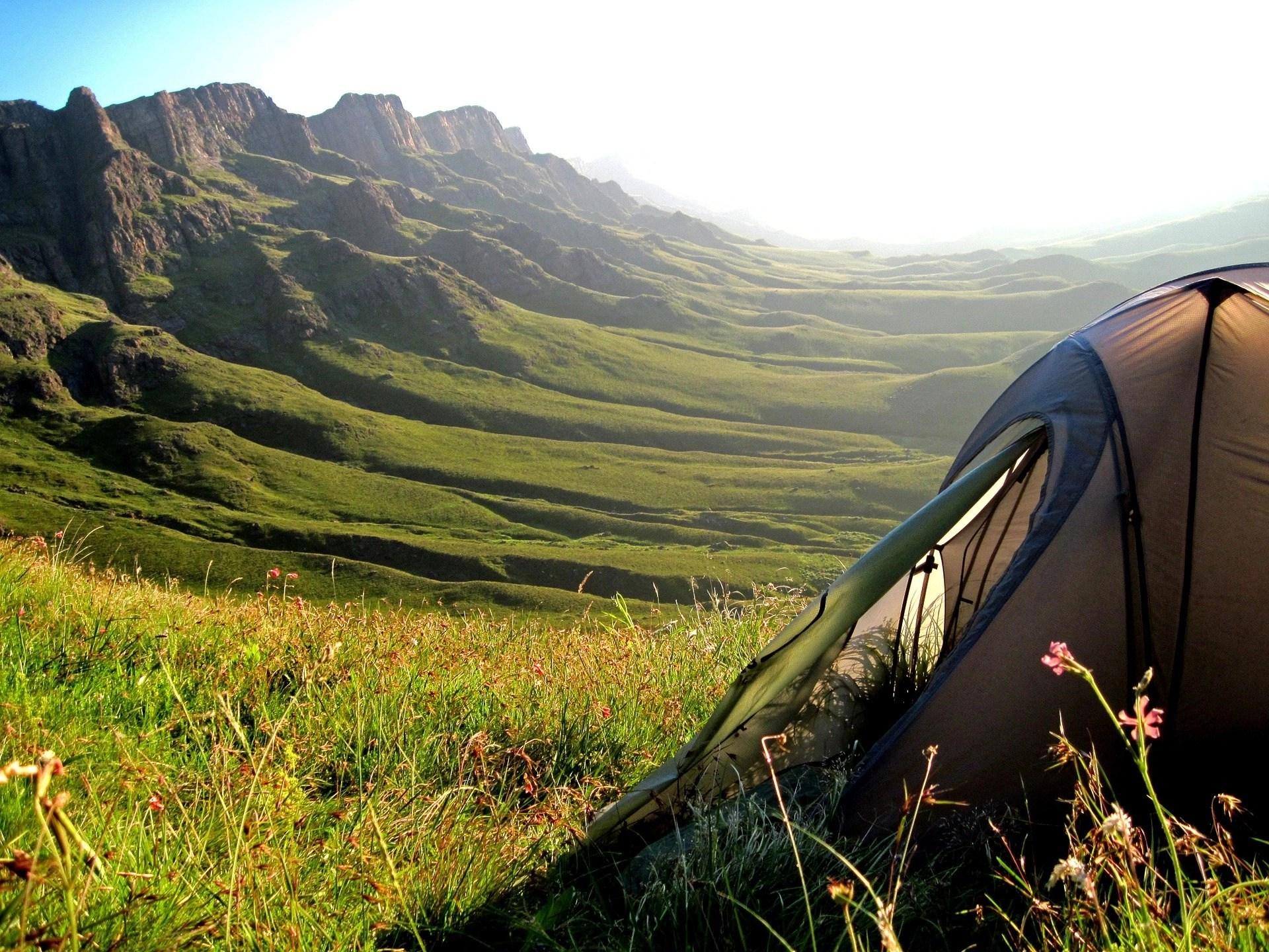 sleeping mats & pads motorcycle camping