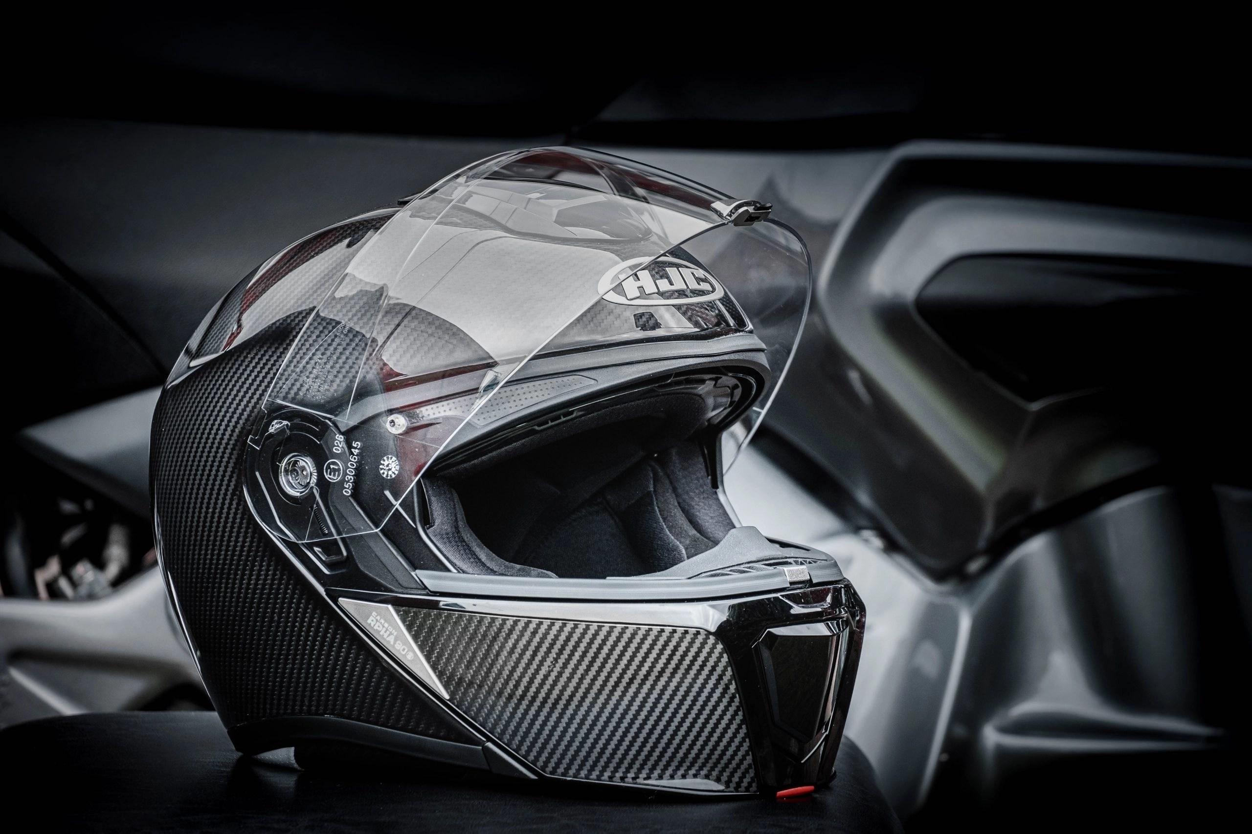 HJC RPHA helmet