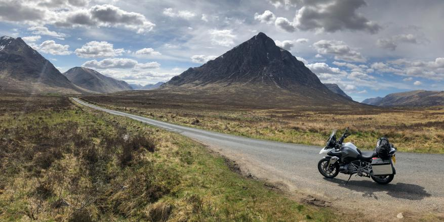 motorcycle off-road - reasons not to buy panniers