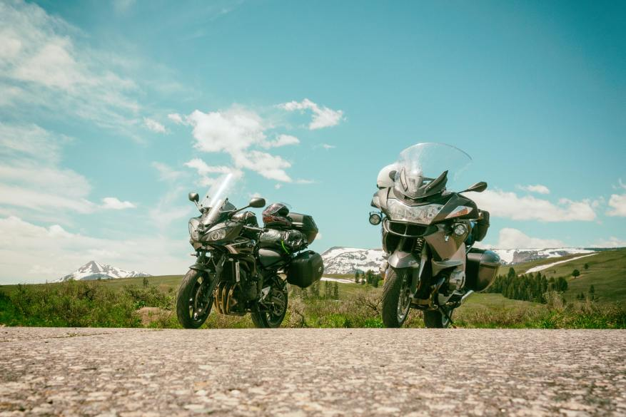 touring motorcycles