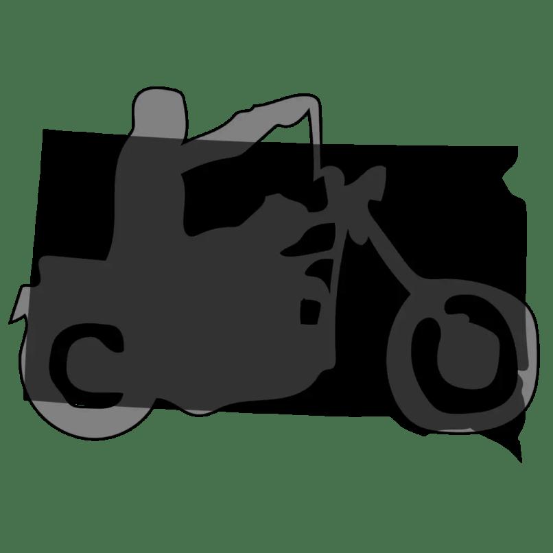 South Dakota Motorcycle Registration Title