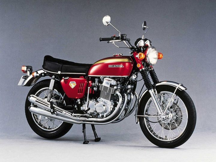 The motorcycle that changed the course of the sport forever.