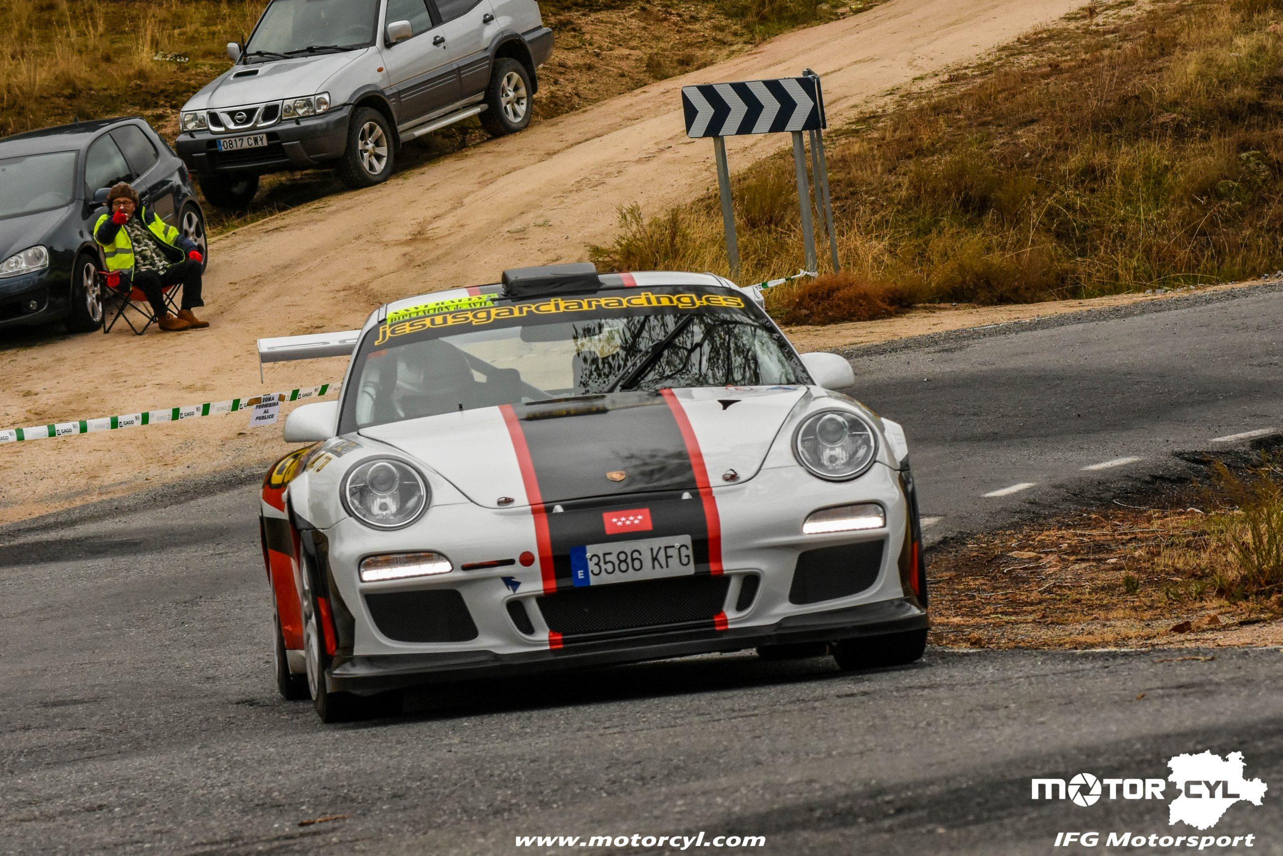 El Rallye Diputación de Ávila se disputará en formato rallysprint este año