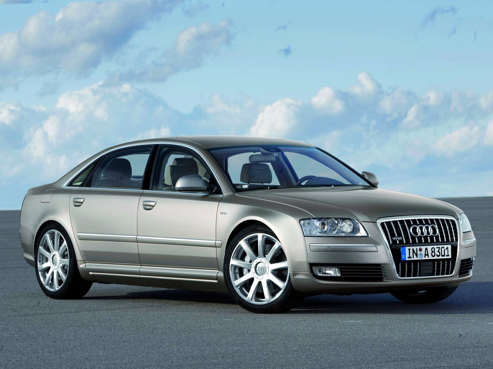 hight resolution of 2008 audi a8 w12 quattro