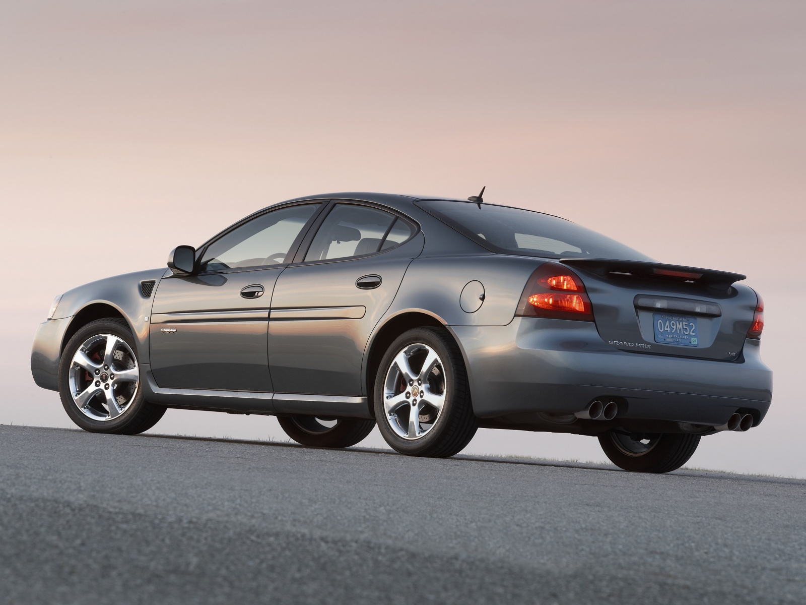 hight resolution of 2007 pontiac grand prix gxp