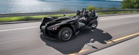 three-wheeled vehicles