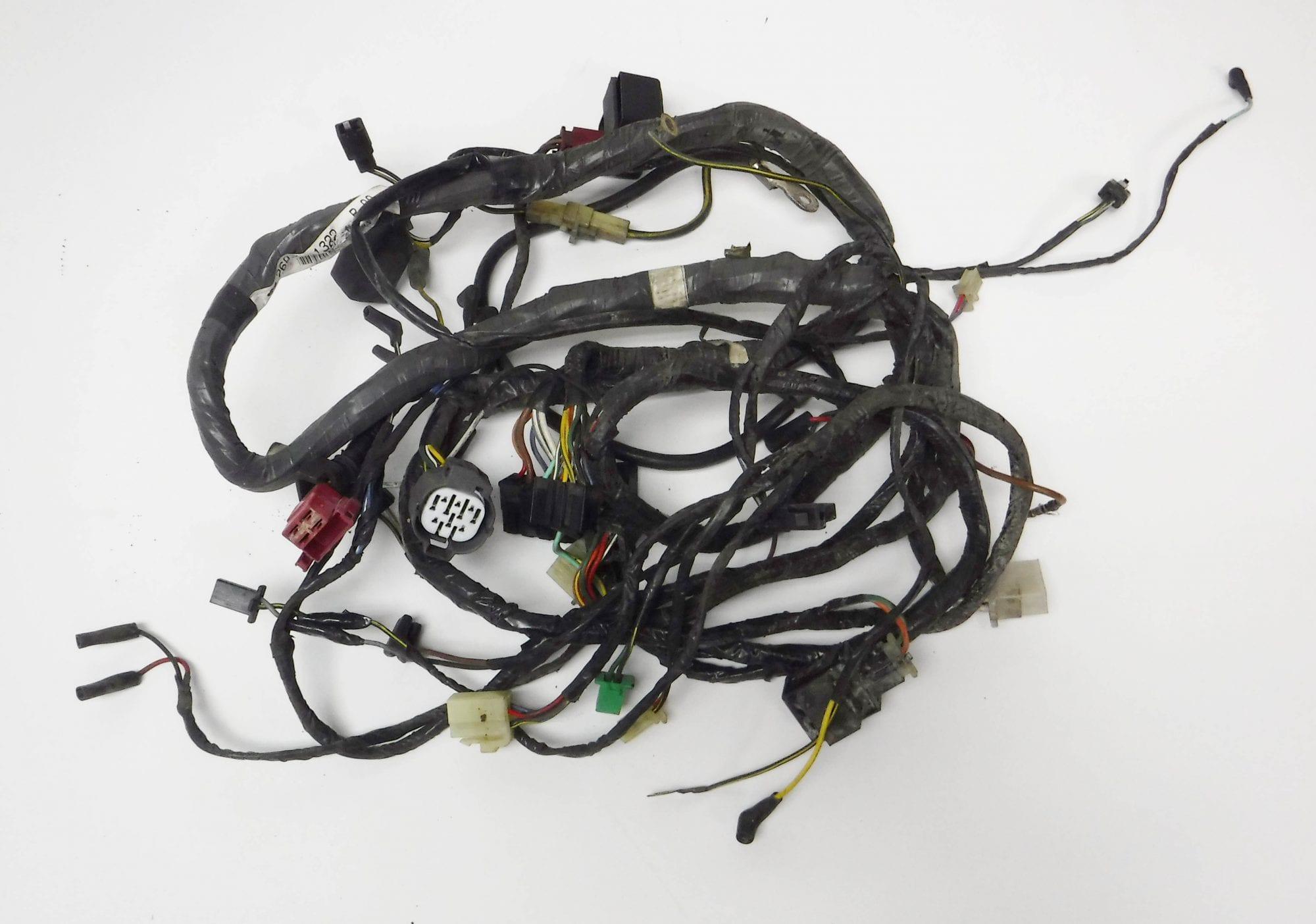 hight resolution of wiring harness kawasaki zx 11 zx11 95 01 26030 1322