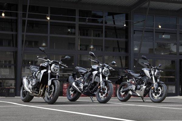 Família Honda CB NSC