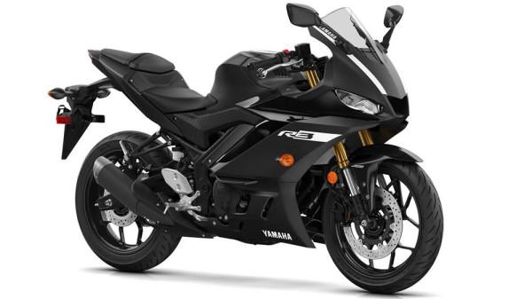 Nova Yamaha R3 2019 Preta