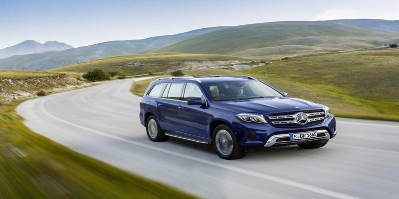 Mercedes-Benz GLS: la nuova generazione | Magazine sulla moda e i motori - Motor & Fashion
