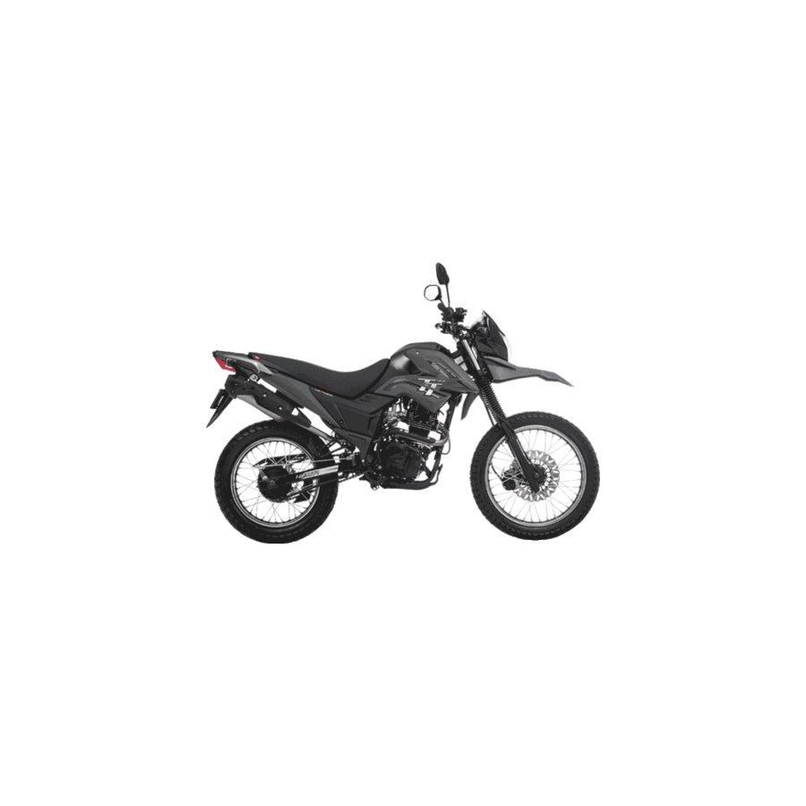 Rent motorcycle 125 Santa Marta, moto ttr 125 santa marta