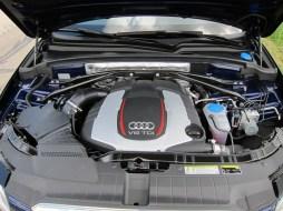 Audi SQ5 Motor