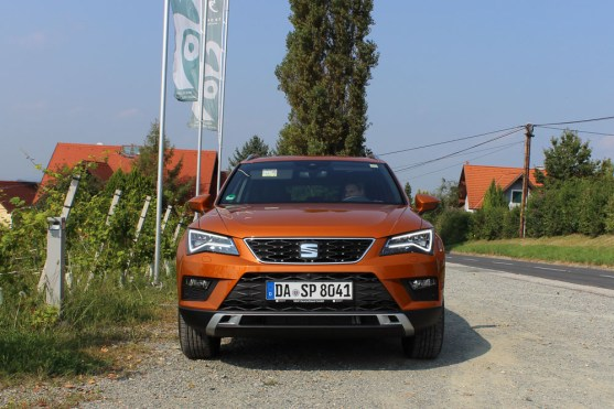 seat ateca front led tagfahrlicht