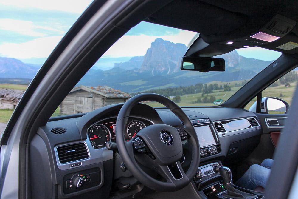 Fahrbericht: VW Touareg V6 TDI (262 PS) R-Line » Motoreport
