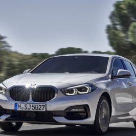 BMW 1er (F40) - Front