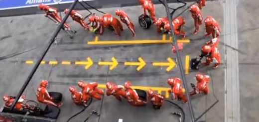 pit stop formula 1