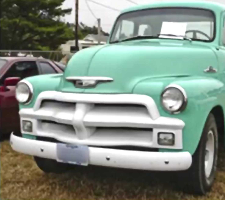 1955 Chevy Truck Raffle