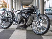 BMW Yeni Boksör Motor, Custom Works Zon