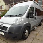 Peugeot Boxer Van Conversion