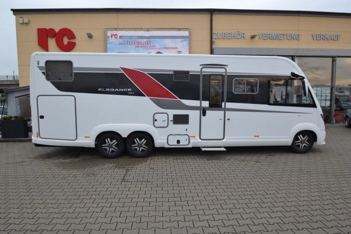 Importing a motorhome from Germany - Motorhome Voyager