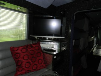 Coach motorhome conversion
