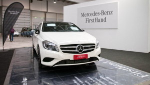 mercedes firsthamd