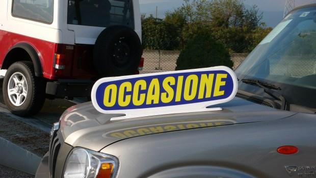 auto usata Foto 1