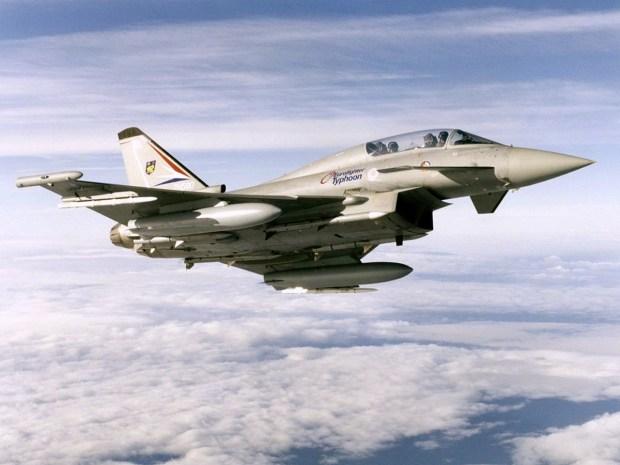 Motori360_EurofighterTyphoon01 L'Eurofighter Typhoon a quota 500