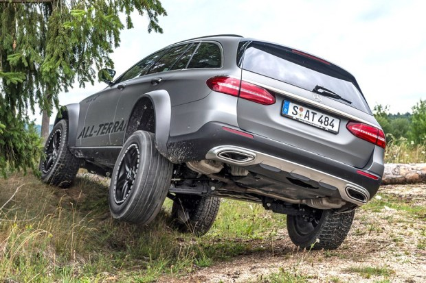 Motori360.it-Mercedes Classe E All-Terrain 4x42-13