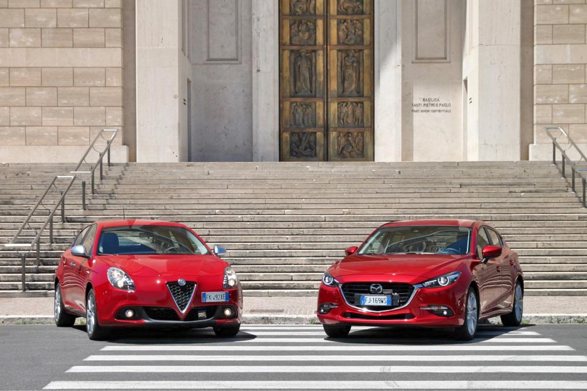 Alfa Romeo Giulietta: nuovi pack Tech e Carbon Look