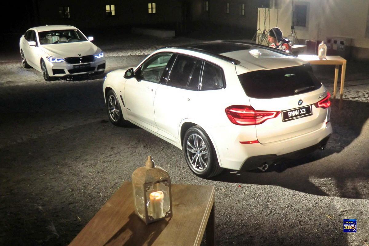 e-BMW a Lipiza