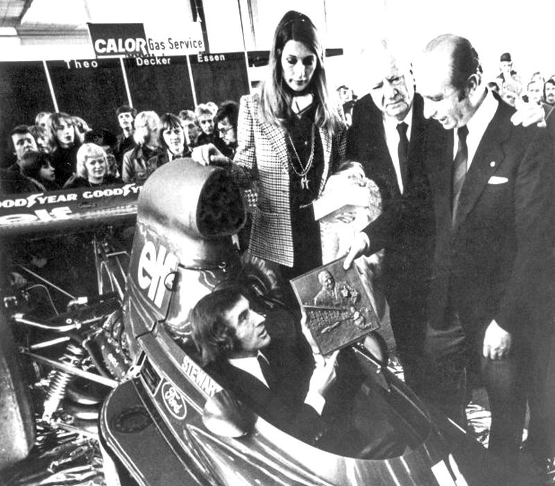 Motori360.it-Motor Show Essen 50°-03-Stewart-Fangio