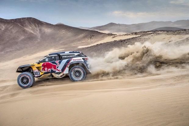 Motori360-Stage 2_Dakar_Team PEUGEOT (3)