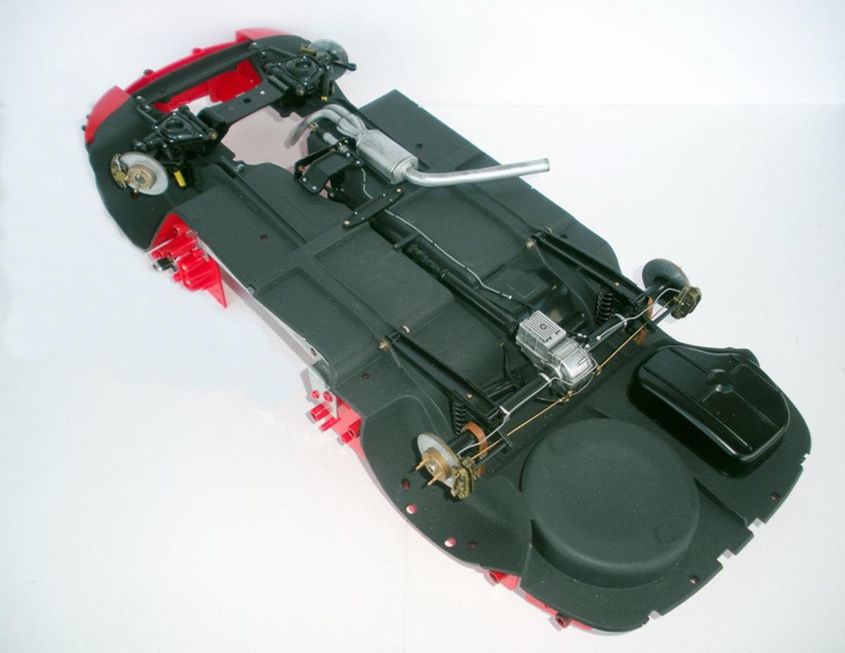 Motori360 F21 Duetto 1-8 1750 130 TF 1973 sottoscocca semicompleto