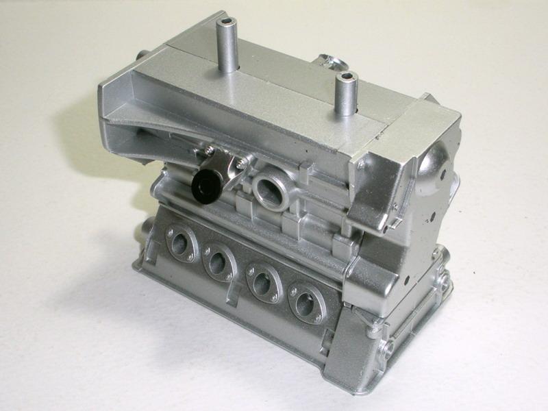 Principali elementi del motore come da scatola