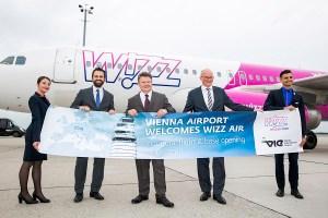 Wizz Air_Flughafen Wien
