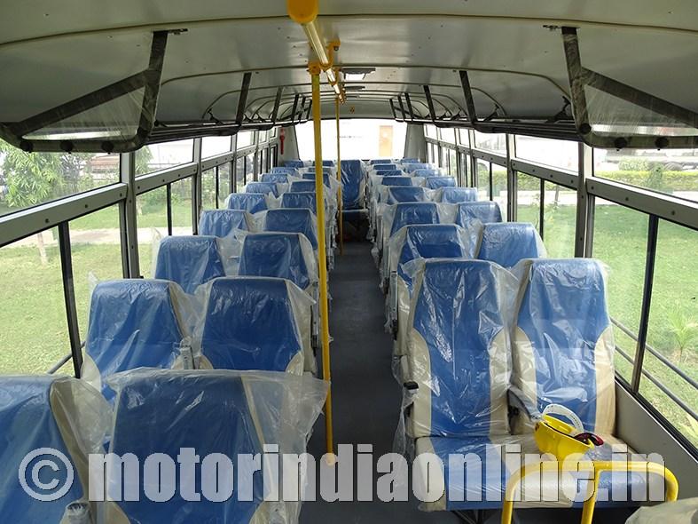 SML ISUZU S7 School and Staff Bus Economy Matters