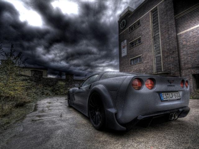 LOMA Performance C6.Blackforce One