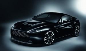 Aston Martin Carbon Black Edition
