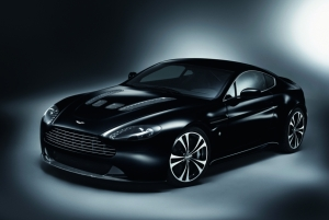 Aston Martin Carbon Black Edition