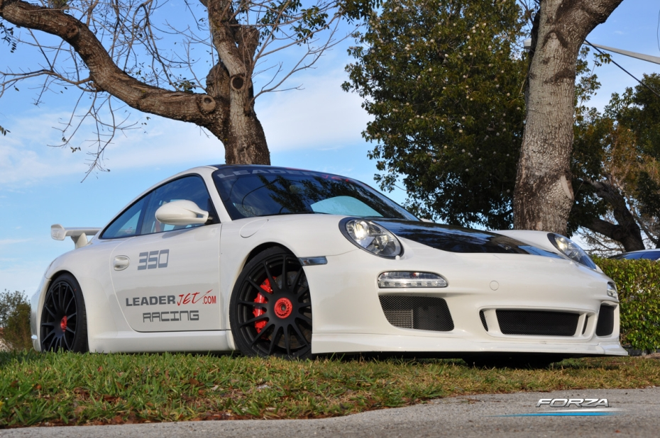 TuneRS Porsche 911 GT3 Forza Forged